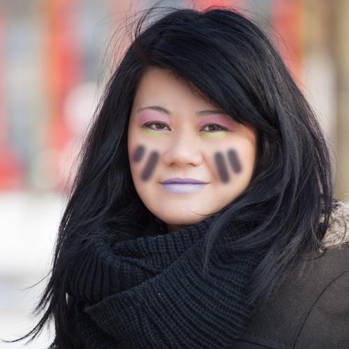 maquillage numérique sur Photoshop 11/02