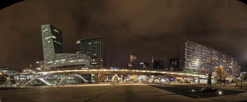 Panoramique nocturne