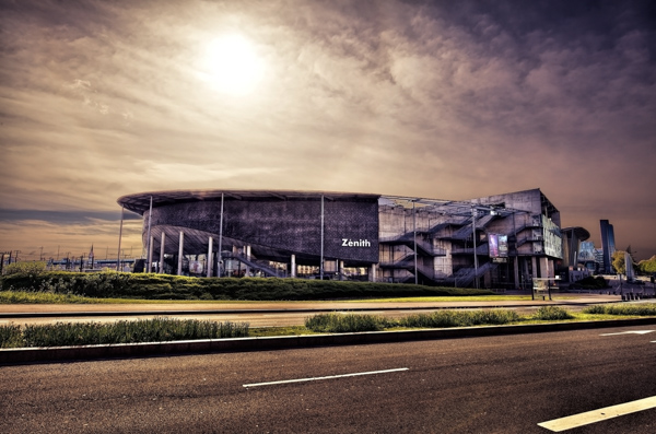 Zenith Lille hdr