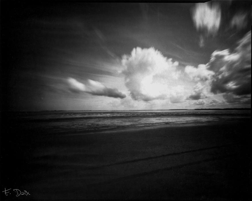 plage sténopé